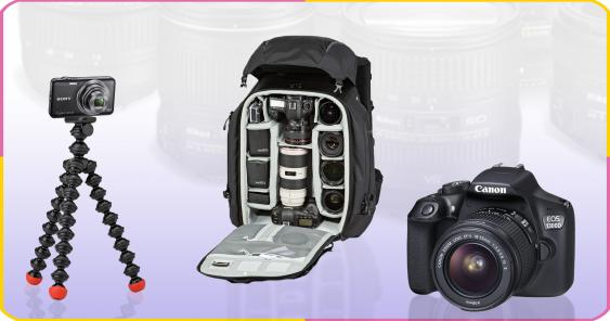 Digital cameras & Accessories
